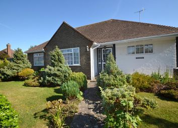 Thumbnail 2 bed detached bungalow for sale in Sark Gardens, Ferring, West Sussex