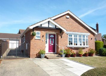 Thumbnail 3 bed detached bungalow for sale in Beaufort Crescent, Cleethorpes