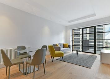 Thumbnail 1 bed flat to rent in Amelia House, London City Island, London