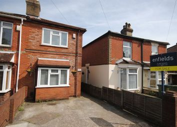 Thumbnail 3 bed semi-detached house for sale in Pound Street, Southampton
