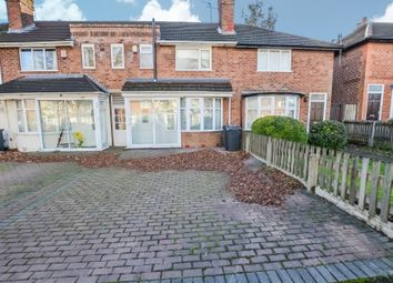3 bed terraced house for sale in Calshot Road, Great Barr, Birmingham B42