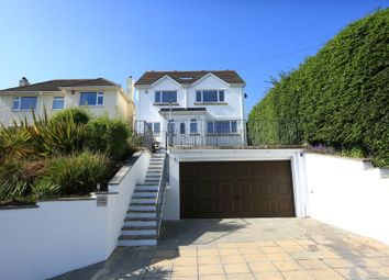 Thumbnail 5 bed detached house for sale in Underlane, Plymstock, Plymouth