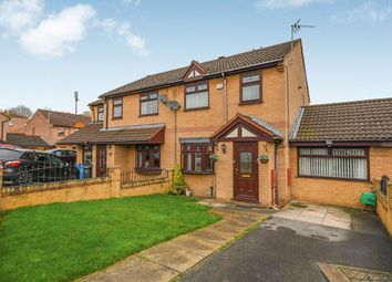 Thumbnail 3 bedroom semi-detached house for sale in Marling Park, Widnes