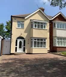 Thumbnail 3 bed semi-detached house for sale in Romway Road, Leicester