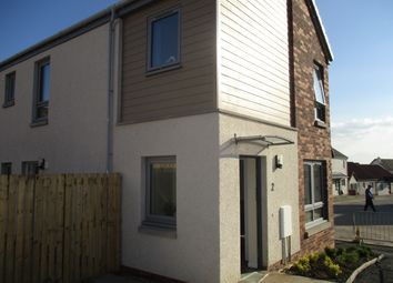 Thumbnail 2 bedroom semi-detached house for sale in Milligan Place, Kincardine