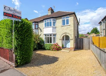 Thumbnail 3 bed semi-detached house for sale in Chalmers Road, Cambridge