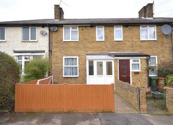 Thumbnail 3 bed terraced house for sale in St. Agathas Grove, Carshalton