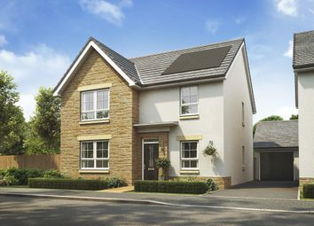 """Thumbnail 4 bed detached house for sale in """"Ballater"""" at Malletsheugh Road, Newton Mearns, Glasgow"""