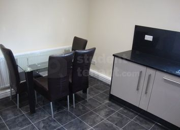Thumbnail 6 bed flat to rent in Gell Stree, Sheffield, South Yorkshire
