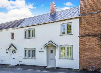 Thumbnail 3 bed cottage for sale in Mill Hill Road, Arnesby, Leicester