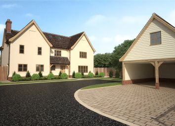 Thumbnail 5 bed detached house for sale in Whiteditch Lane, Newport, Nr Saffron Walden, Essex