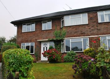Thumbnail 2 bedroom maisonette for sale in Thurbans Road, Farnham, Surrey