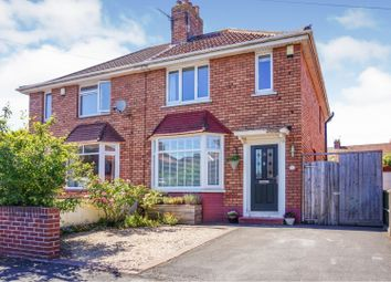 Thumbnail 3 bed semi-detached house for sale in Banwell Road, Ashton