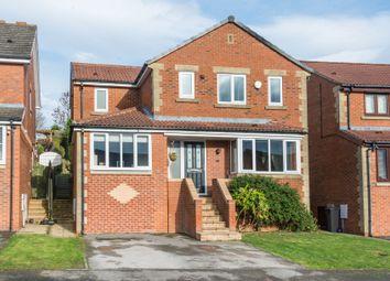 Thumbnail 4 bed detached house for sale in Moor Farm Avenue, Mosborough, Sheffield