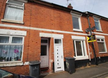 Thumbnail 3 bed terraced house to rent in Wellington Street, Kettering, Northamptonshire