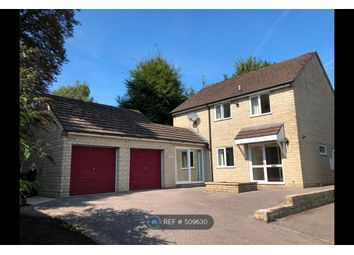 Thumbnail 4 bed detached house to rent in Ivy Road, Chippenham