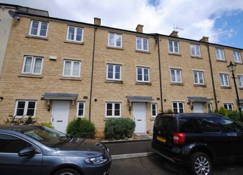 Thumbnail 3 bed town house to rent in Ashcombe Crescent, Witney