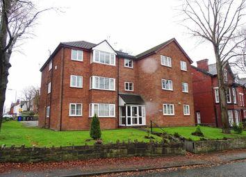 Thumbnail 2 bed flat for sale in Poppythorn Court, Prestwich, Prestwich Manchester
