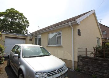 Thumbnail 2 bed detached bungalow for sale in Union Road East, Abergavenny