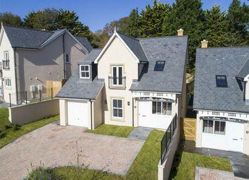 Thumbnail 4 bed detached house for sale in Kenwyn Gardens, Kenwyn, Truro, Cornwall