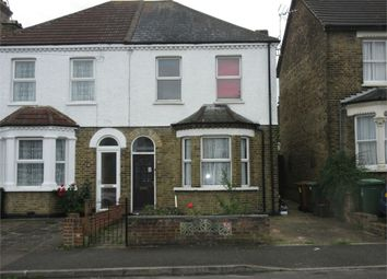 Thumbnail 5 bedroom semi-detached house to rent in Clarence Crescent, Sidcup, Kent