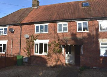 Thumbnail 3 bed terraced house for sale in South View, Hungerford
