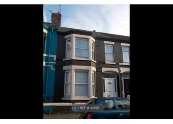 Thumbnail 3 bed terraced house to rent in Brelade Road, Liverpool