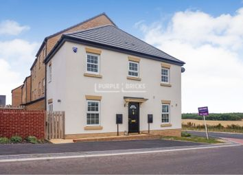 Thumbnail 3 bed end terrace house for sale in Sundew Avenue, Featherstone