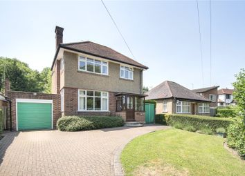 Thumbnail 4 bed detached house for sale in Clamp Hill, Stanmore, Middlesex