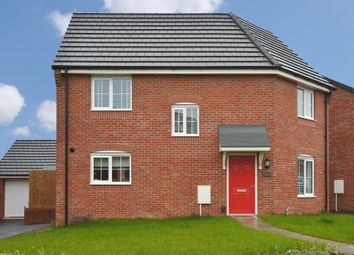Thumbnail 3 bed detached house for sale in Skimmer Close, Northampton