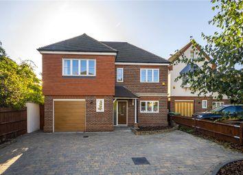 5 bed detached house for sale in Park Road, Berrylands, Surbiton KT5