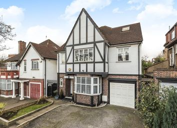 Thumbnail 6 bed detached house to rent in North Crescent N3, Finchley London,