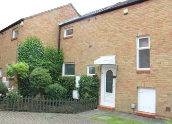 Thumbnail 3 bedroom terraced house to rent in Aire Walk, Brickhill