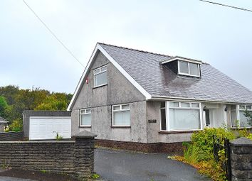 3 bed detached house for sale in Cnap Llwyd Road, Morriston, Swansea SA6