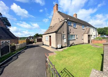 Thumbnail 3 bed semi-detached house for sale in Buchanan Avenue, Coleford