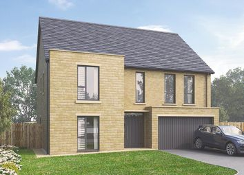 "Thumbnail 5 bedroom detached house for sale in ""The Kirkham"" at Stopes Road, Stannington, Sheffield"