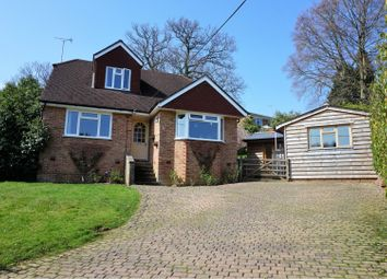 Thumbnail 4 bed detached house for sale in Woodside Close, Chiddingfold