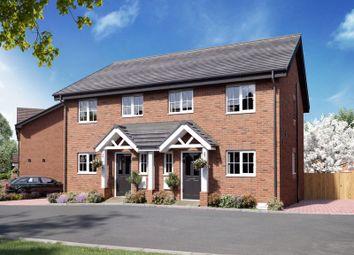 Burnetts Lane, Horton Heath, Eastleigh SO50. 3 bed semi-detached house for sale