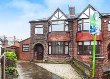 Thumbnail 3 bed semi-detached house for sale in Acacia Avenue, Swinton, Manchester
