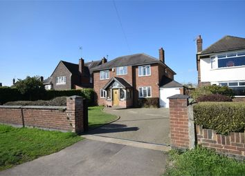 Thumbnail 4 bed detached house for sale in Ashlawn Road, Hillmorton, Rugby, Warwickshire