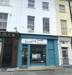 Thumbnail Retail premises for sale in Church Street, London
