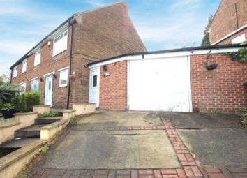 Thumbnail 3 bedroom semi-detached house for sale in Campbell Drive, Carlton, Nottingham