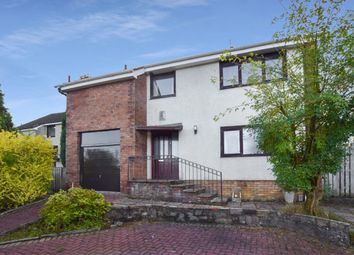 Thumbnail 3 bed detached house for sale in Lyman Drive, Wishaw
