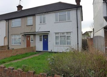 Thumbnail 3 bed end terrace house to rent in Carlyon Road, Hayes