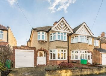 Thumbnail 3 bedroom property for sale in Strathearn Avenue, Whitton