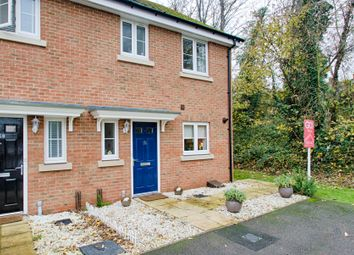 Thumbnail 3 bed semi-detached house for sale in Aldermere Avenue, Cheshunt, Waltham Cross