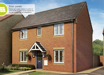 Thumbnail 3 bedroom semi-detached house for sale in Falcon Way, Bourne, Lincolnshire