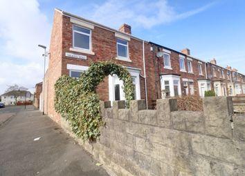 Thumbnail 2 bed terraced house for sale in Milburn Road, Ashington