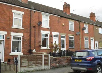 Thumbnail 2 bed terraced house for sale in Duke Street, Creswell, Worksop