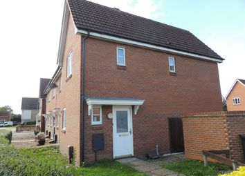 Thumbnail 2 bed end terrace house to rent in Landseer Drive, Downham Market